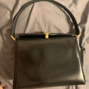 Gucci Kelly Style Top Handle Bag